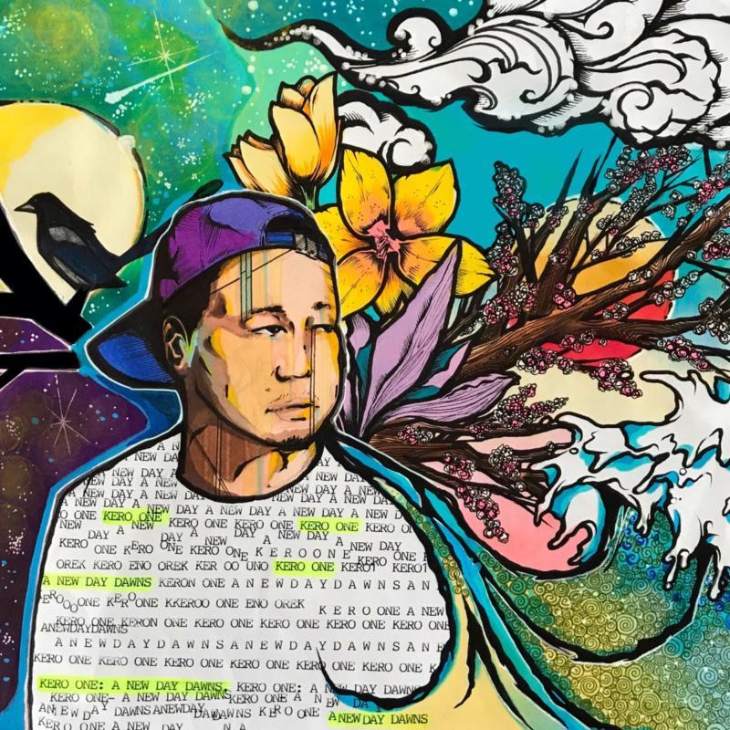 Kero One с новым джаз-хоп синглом «A New Day Dawns»