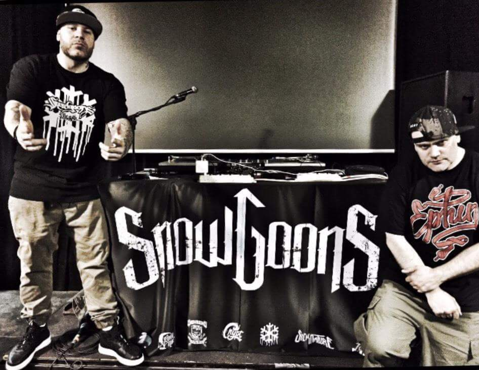 Snowgoons «Black Snow 2.0» ft Sicknature