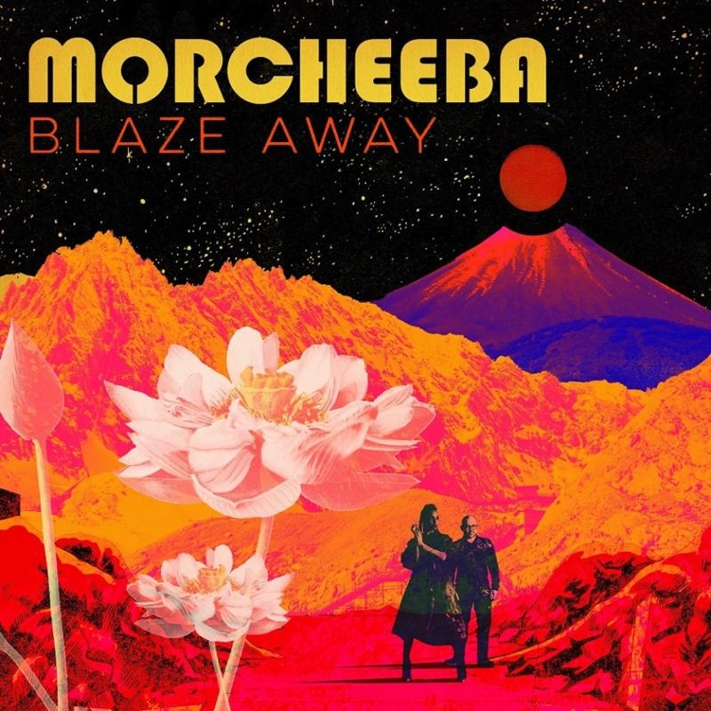 Morcheeba — «Blaze Away»