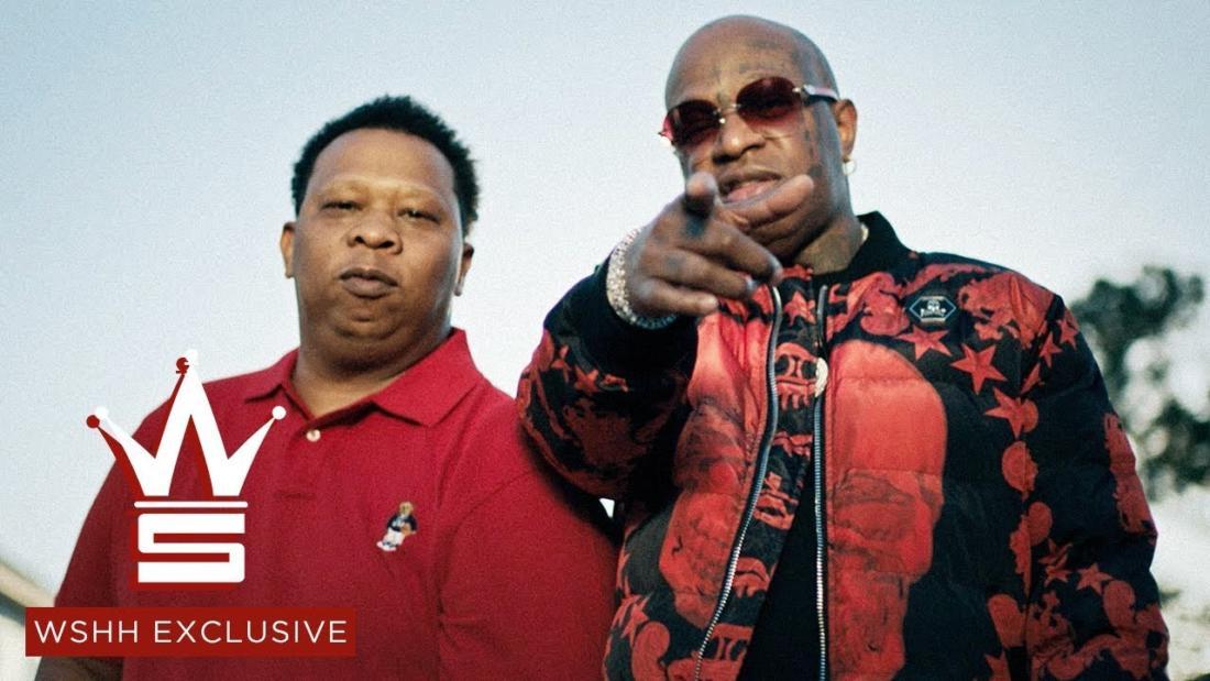Big Tymers (Birdman & Mannie Fresh) – «Designer Casket»