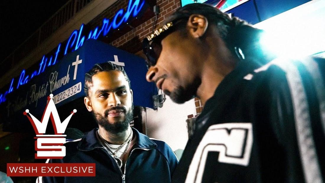 Snoop Dogg & Dave East — «Cripn 4 Life»