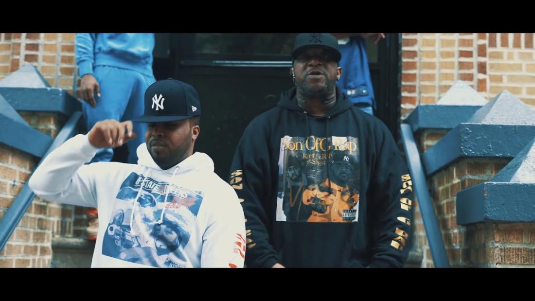 Kool G Rap & 38 Spesh — «Upstate 2 Queens»