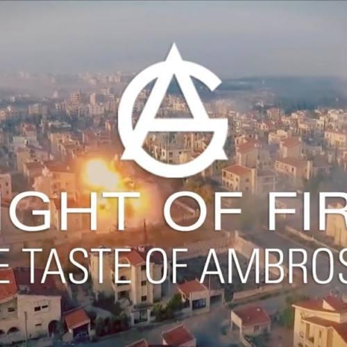 AG (D.I.T.C.) снял видео на остросоциальный трек «Night on Fire» с предстоящего альбома