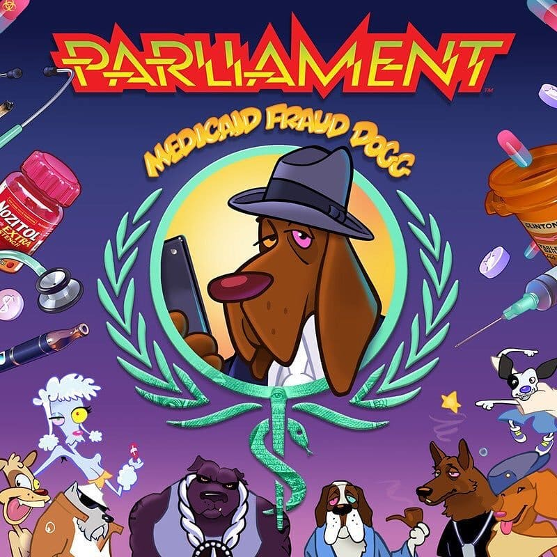 Parliament – «Medicaid Fraud Dogg»