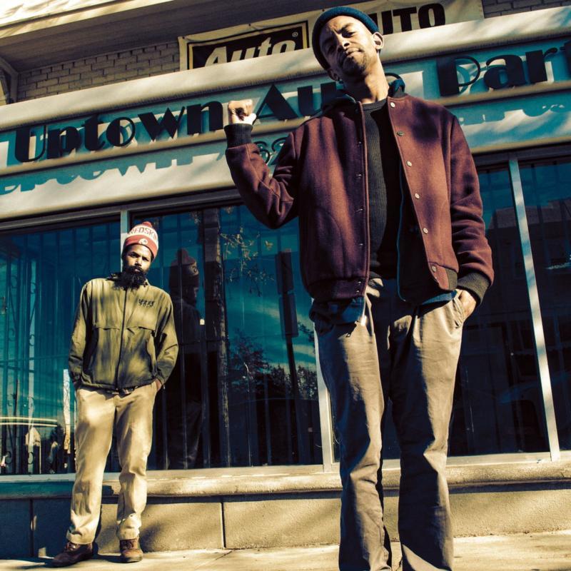 Flex Mathews & Damu The Fudgemunk – «Dreams and Vibrations»