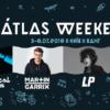 В Киеве пройдет самый масштабный музыкальный фестиваль Atlas Weekend 2018