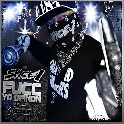 Spice 1 — «Fucc Yo Opinion» (featuring Q Bosilini)