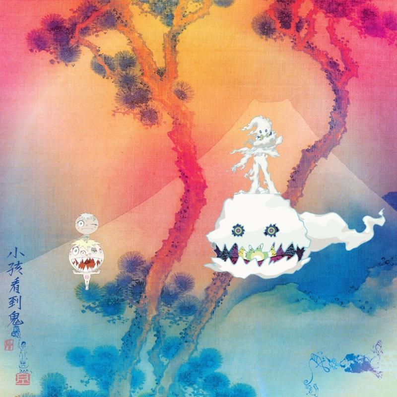 Kanye West & Kid Cudi — «Kids See Ghosts»