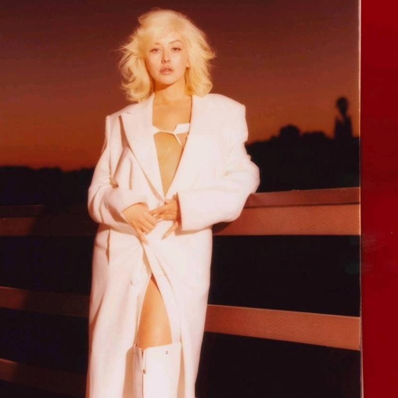 Christina Aguilera — «Like I Do» (Feat. GoldLink) (prod. Anderson .Paak)