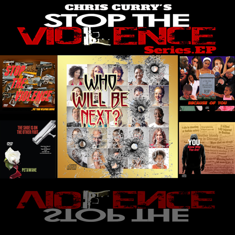 Chris Curry's «Stop The Violence» EP