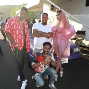 YG — «Big Bank» (feat. 2 Chainz, Big Sean, Nicki Minaj)