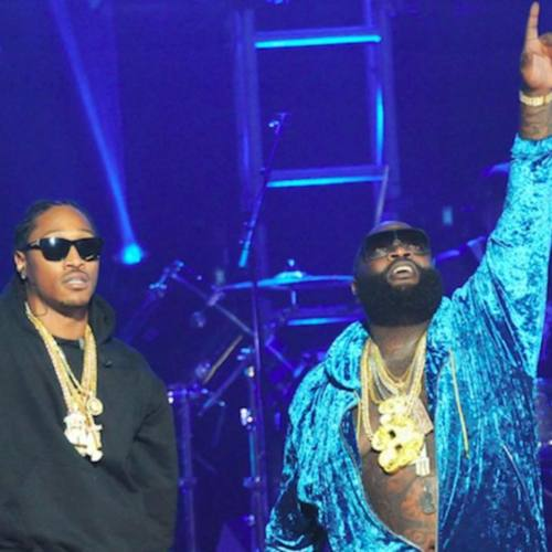 Rick Ross — «Green Gucci Suit» (feat. Future)
