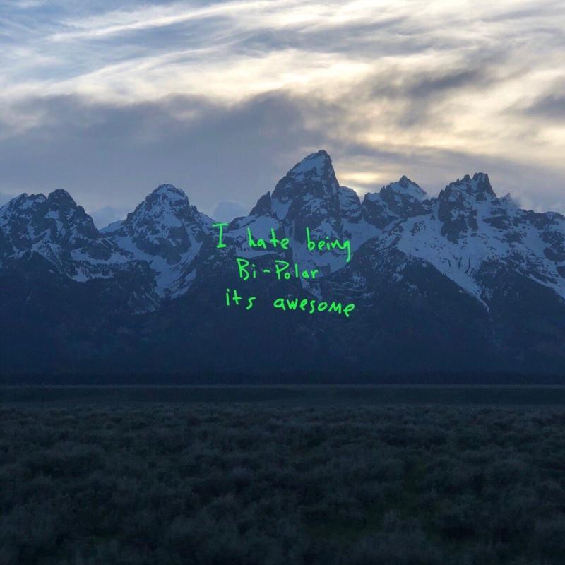 Kanye West — «Ye»