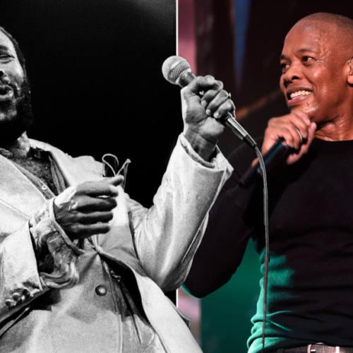 Dr. Dre собирается снять фильм о певце Marvin Gaye