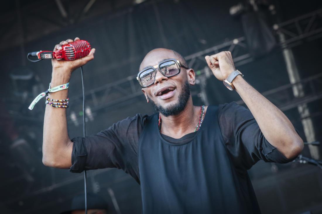 На московском фестивале Bosco Fresh Fest 18 выступит Mos Def