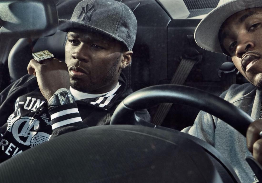 50 Cent объявил об уходе Lloyd Banks с G-Unit Records