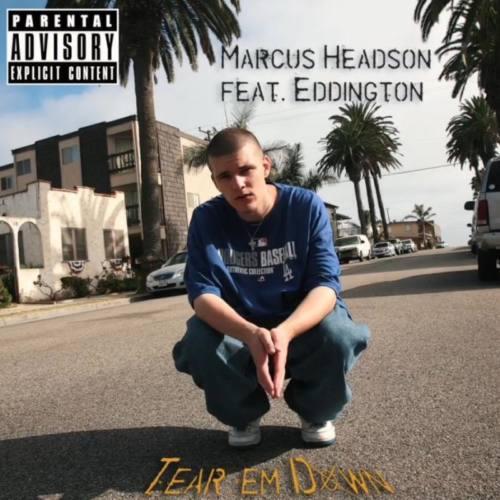 Участник команды HipHop4Real Marcus Headson, записал трек «Tear 'em Down», с американцем Eddington