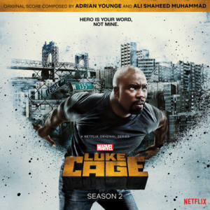 Саундтрек ко второму сезону сериала «Luke Cage»