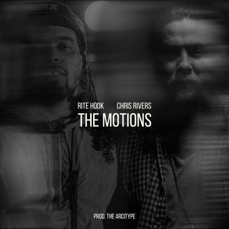 «Шлите к чёрту советчиков!»: Rite Hook & Chris Rivers «The Motions»