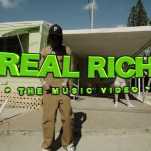 Wiz Khalifa — «Real Rich» (feat. Gucci Mane)