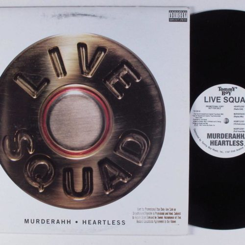 Live Squad — «Heartless / Murderahh» (1992)