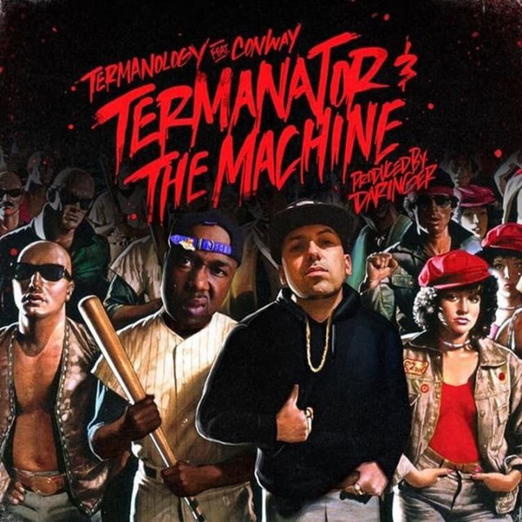 "Termanology ""Termanator & The Machine"" feat. Conway"