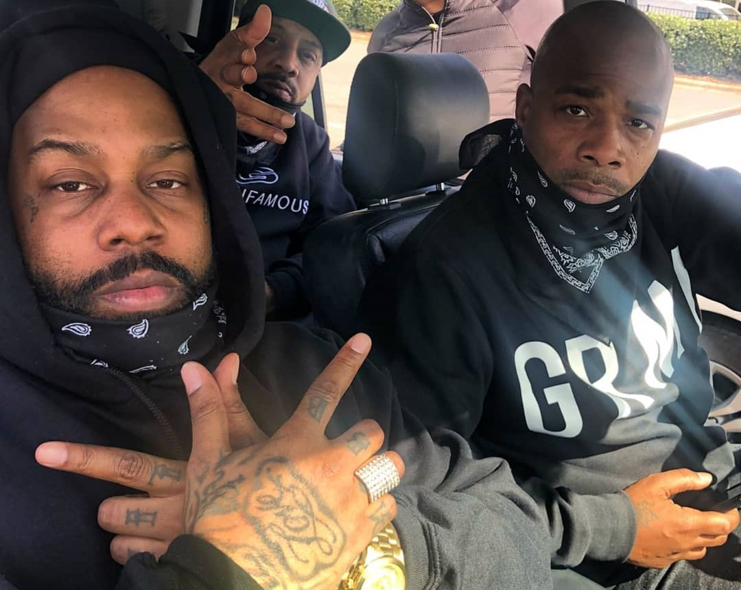 Infamous Mobb (Big Twins, Godfather Pt. 3 & Ty Nitty) — «Legacy» / «Silent Murder»