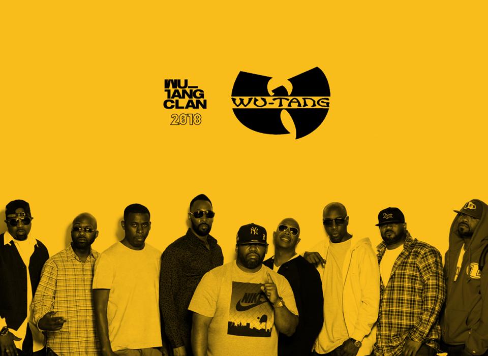 Wu-Tang Clan готовят альбом ремиксов и тур в честь 25-летия альбома «Enter The Wu-Tang (36 Chambers)»