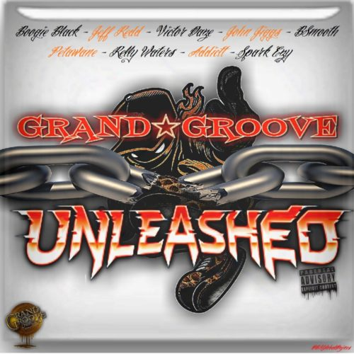 """Grand Groove Unlimited Records """"Grand Groove Unleashed"""""""
