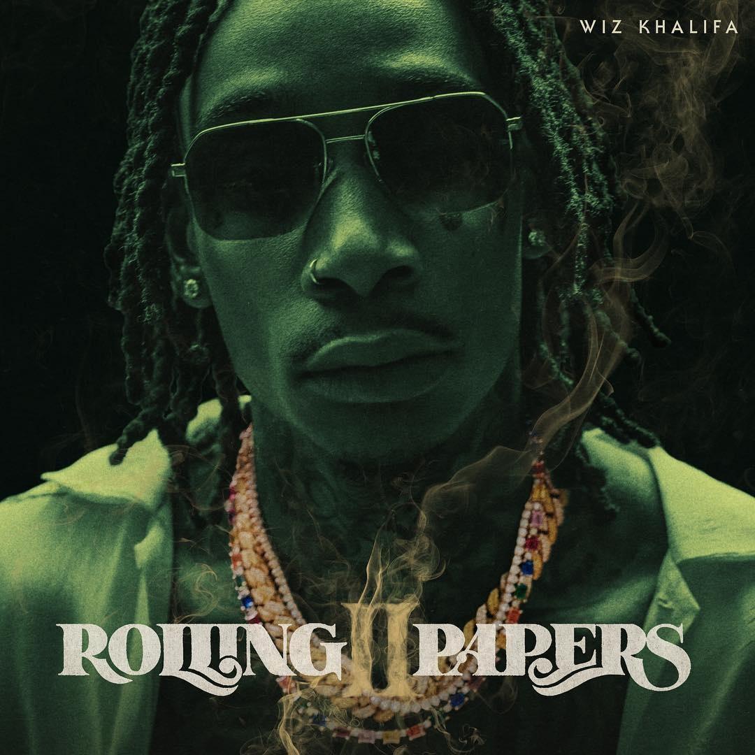 Wiz Khalifa — «Rolling Papers 2»