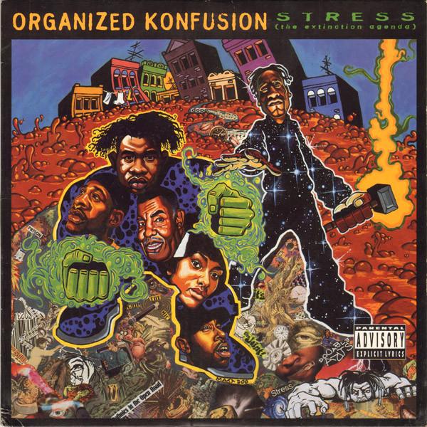 25. Organized Konfusion