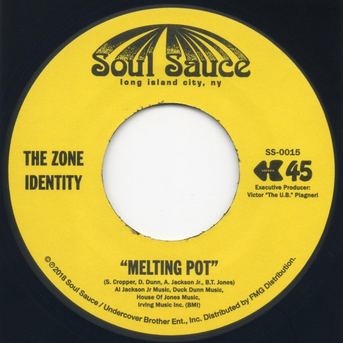"J-Zone «The Zone Identity: ""Soul Food"" & ""Melting Pot"""