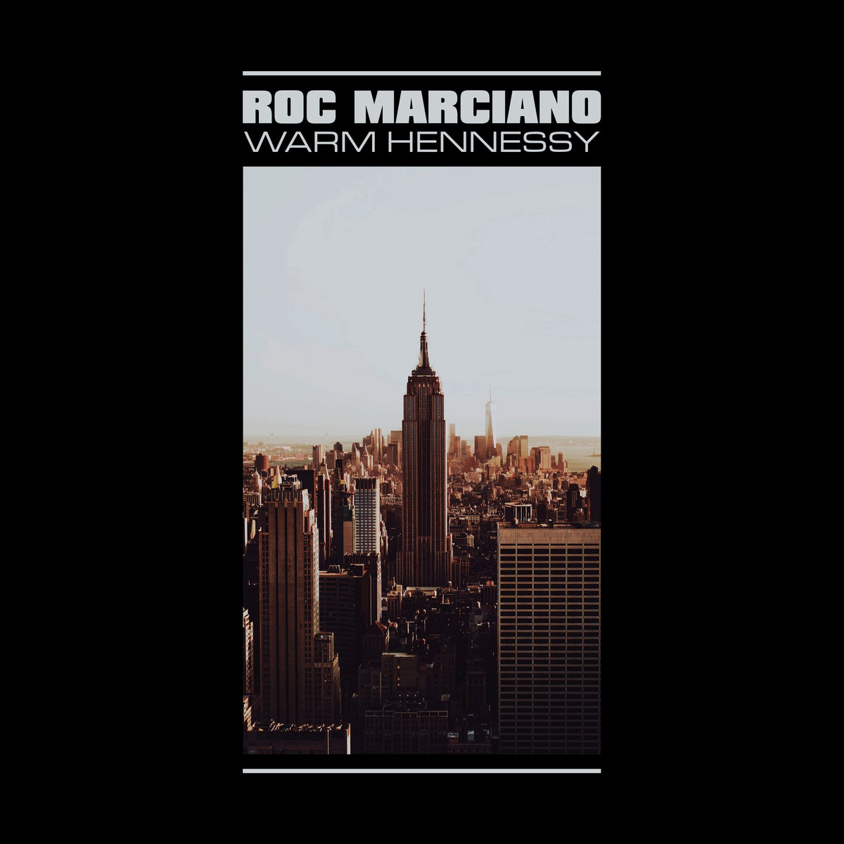 Roc Marciano — «Warm Hennessy» EP