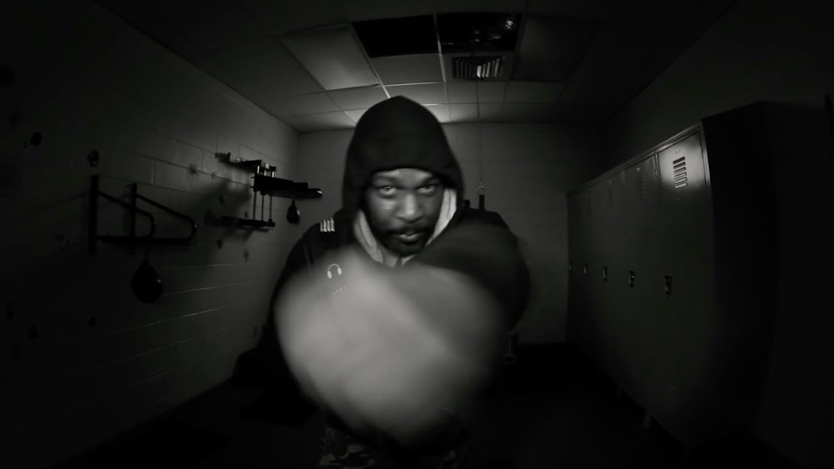 Nine — «Pull Up» (prod. by Snowgoons)