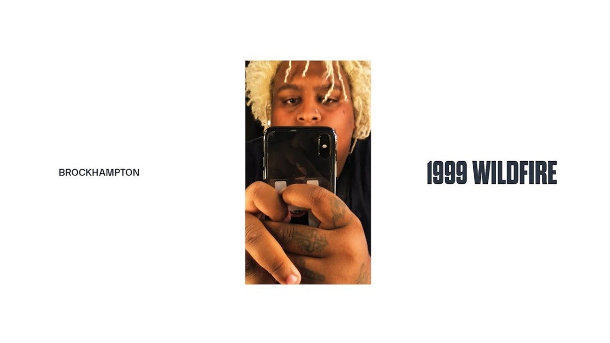 BROCKHAMPTON — «1999 WILDFIRE»