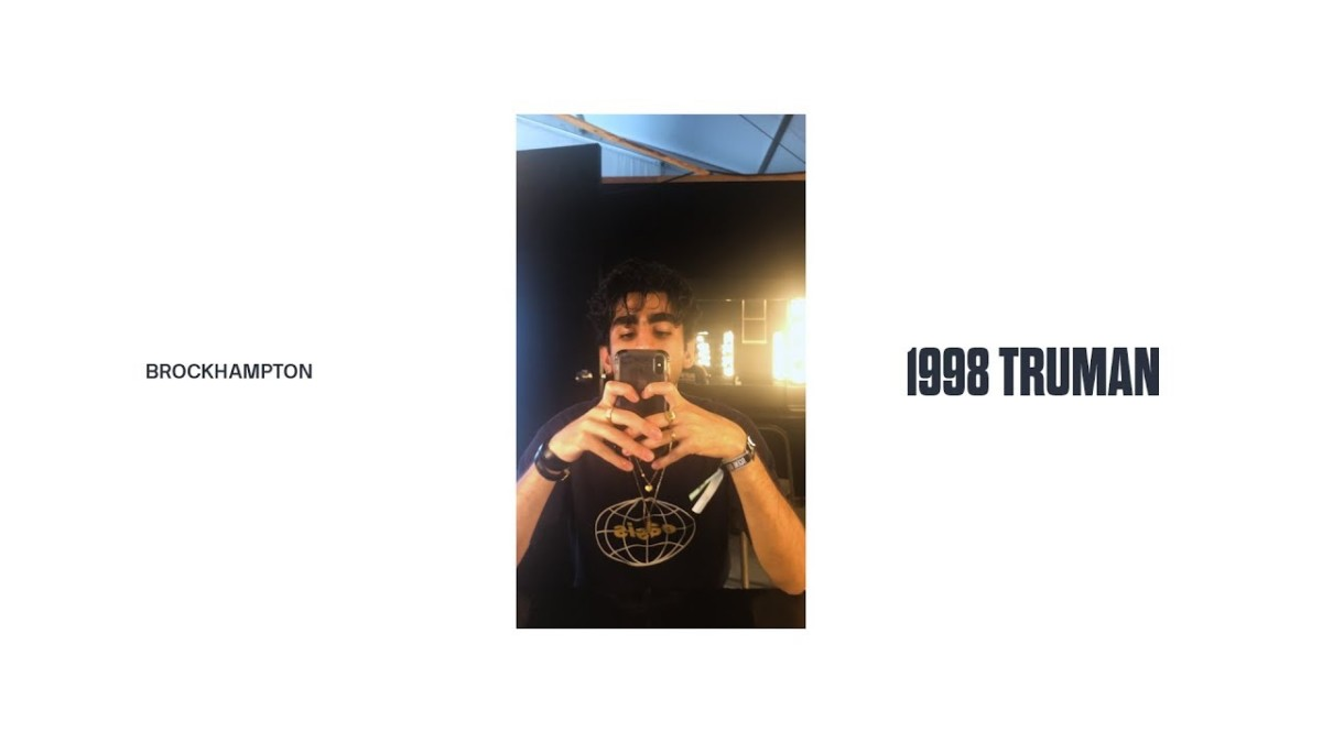 BROCKHAMPTON — «1998 TRUMAN»