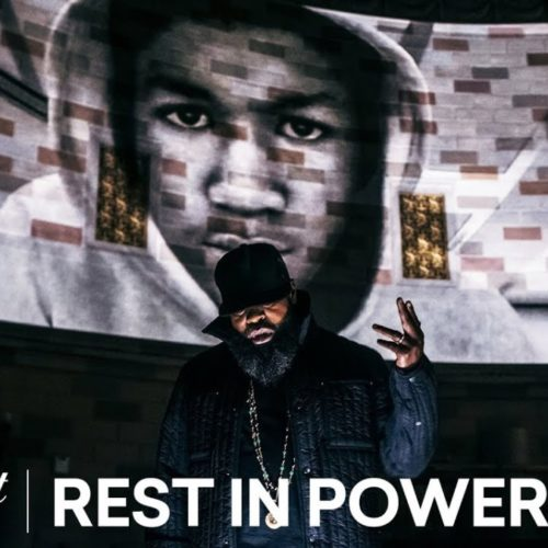Black Thought — «Rest In Power»