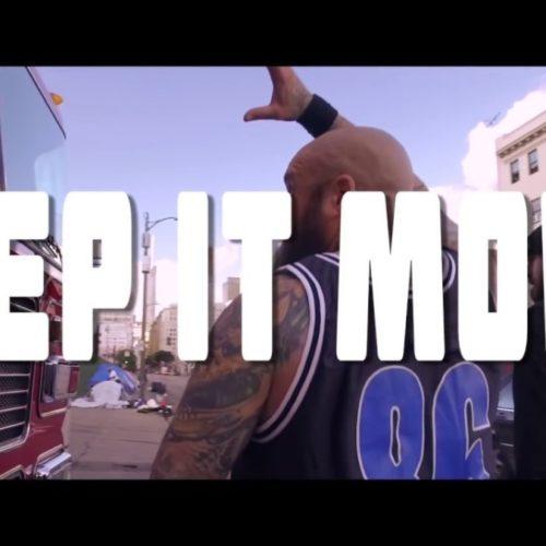 Madchild — «Keep It Movin» (feat. Vinnie Paz, Loki, Thirstin Howl III & DJ Lethal)