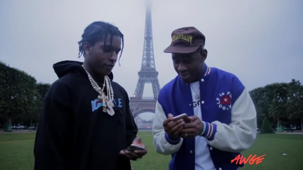 A$AP Rocky & Tyler, The Creator — «Potato Salad»