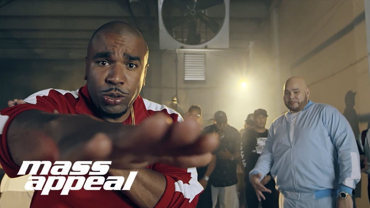 N.O.R.E. — «Don't Know» (feat. Fat Joe)