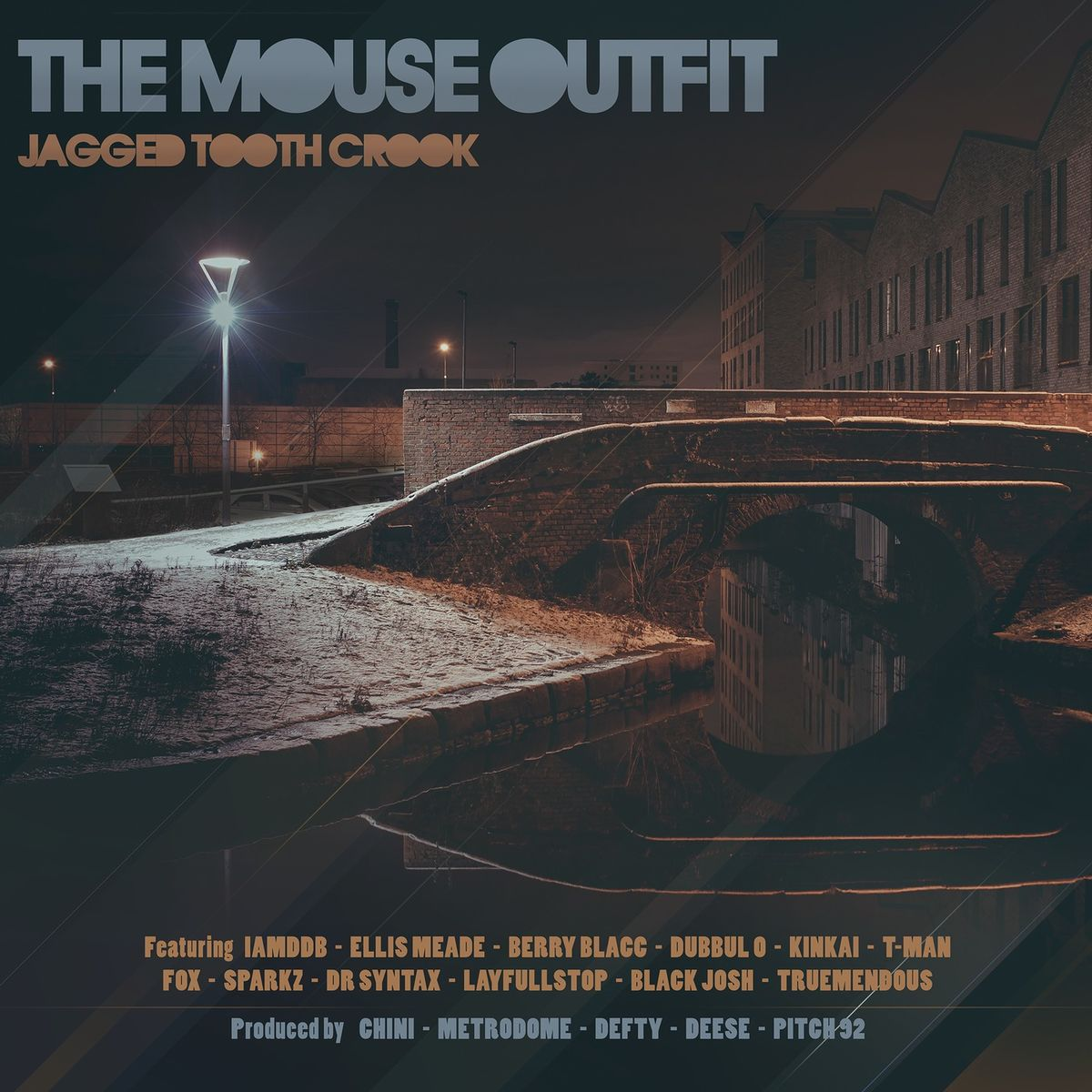 The Mouse Outfit – «Jagged Tooth Crook»