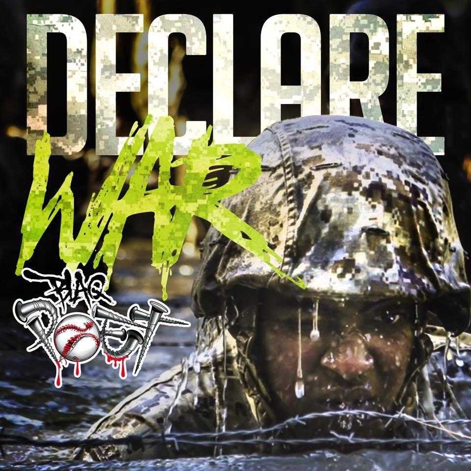 Blaq Poet «Declare War»