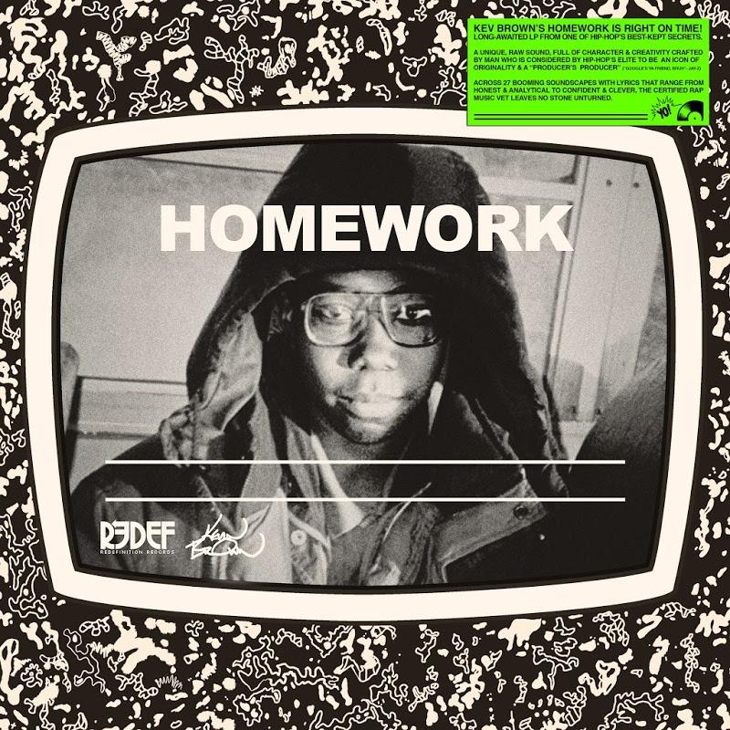 Kev Brown – «Homework»