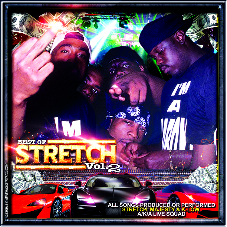 Live Squad — «Best Of Stretch, Vol. 2»