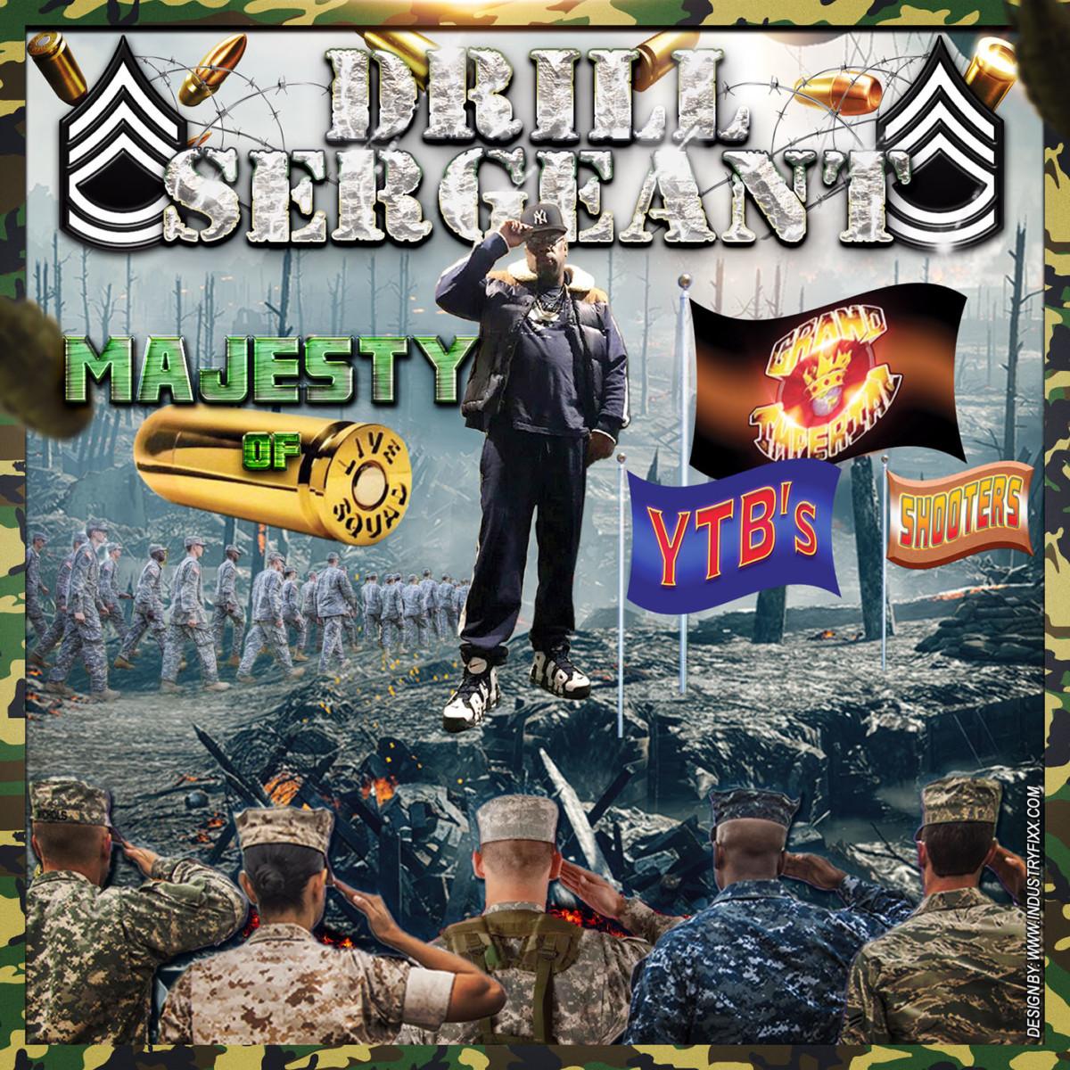 Majesty — «Drill Sergeant»