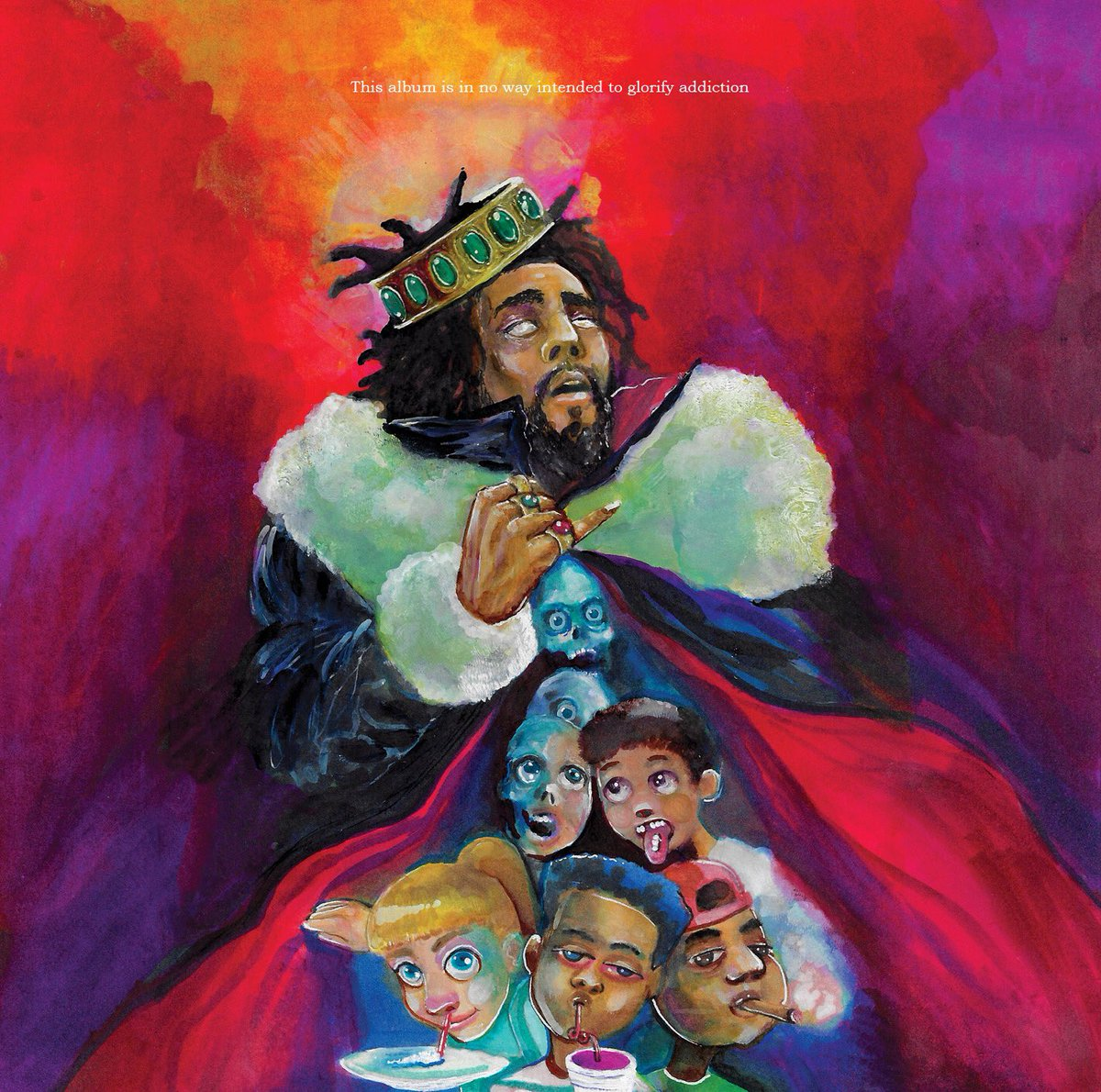 J. Cole – «KOD»