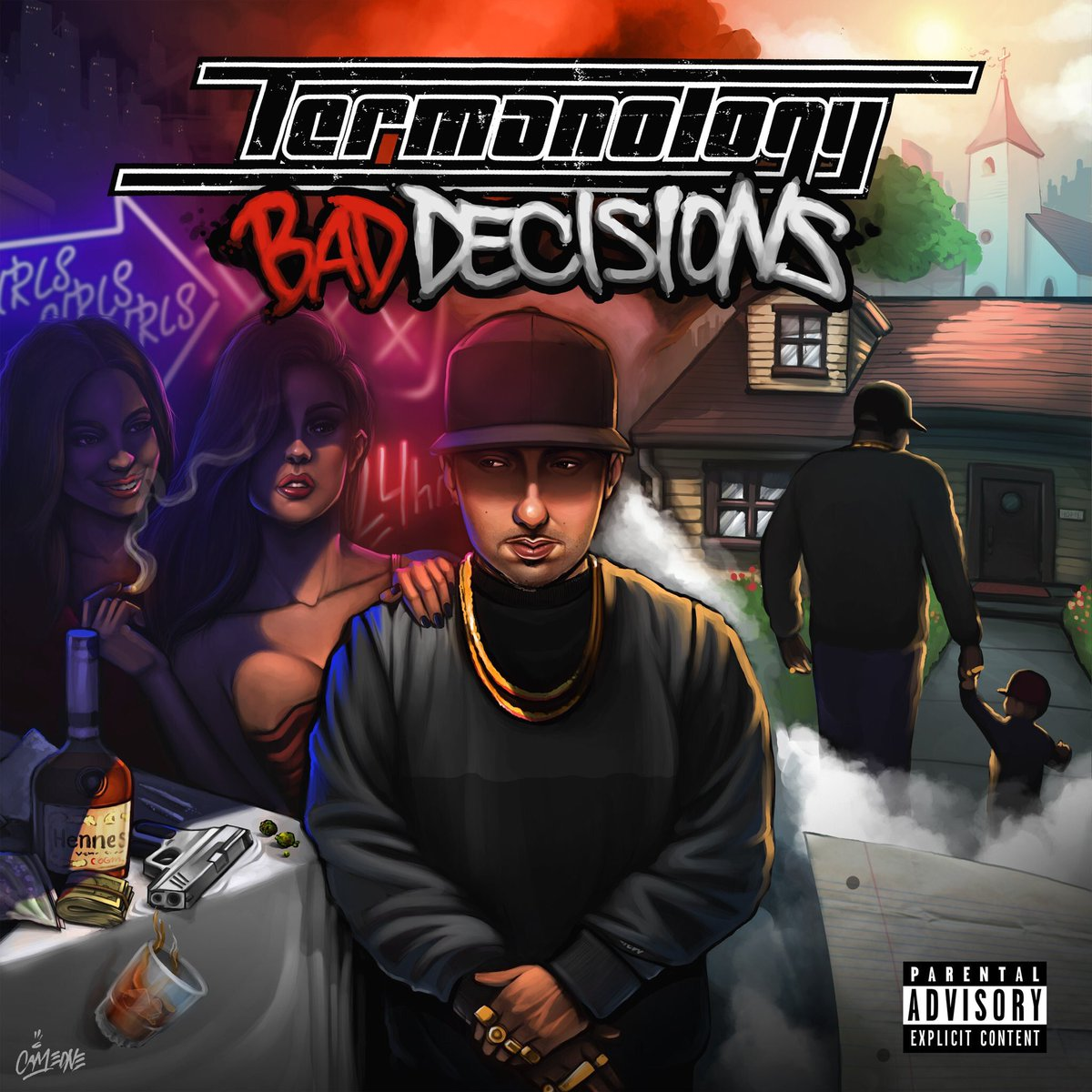 Termanology — «Bad Decisions»