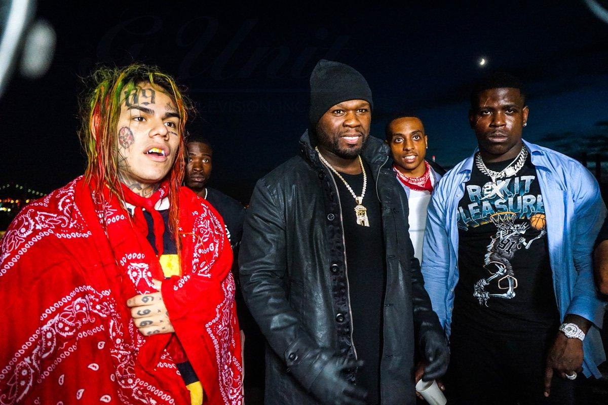 Uncle Murda — «Get The Strap» (Feat. 50 Cent, Casanova & 6ix9ine)