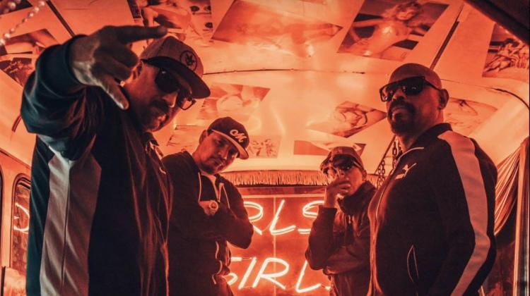 Cypress Hill — «Band of Gypsies»