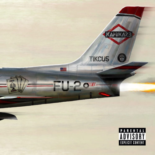 Eminem — «Kamikaze»